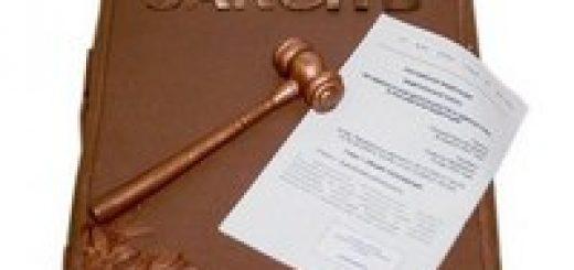 План подготовки законопроектов.